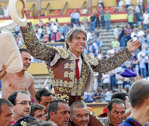 El torero Manuel Días 'El Cordobés'.