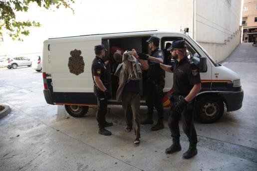 detinguts pasteres  FOTO BOTA