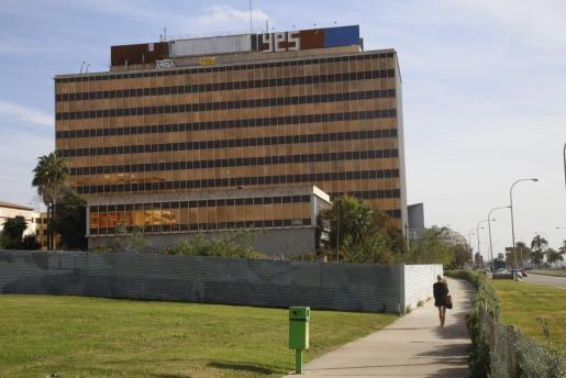 Imagen del edificio de Gesa.
