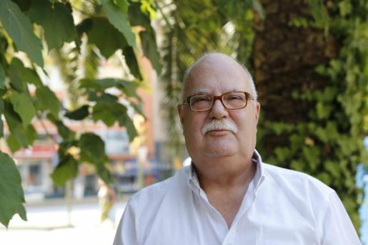 El historiador Pau Cateura, catedrático de la Universitat de les Illes.