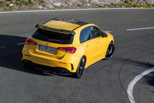 Nuevo acceso al mundo de la Driving Performance de AMG.