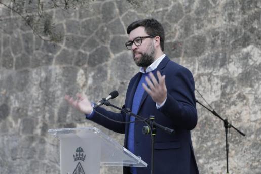 Imagen de Antoni Noguera, el alcalde de Palma.