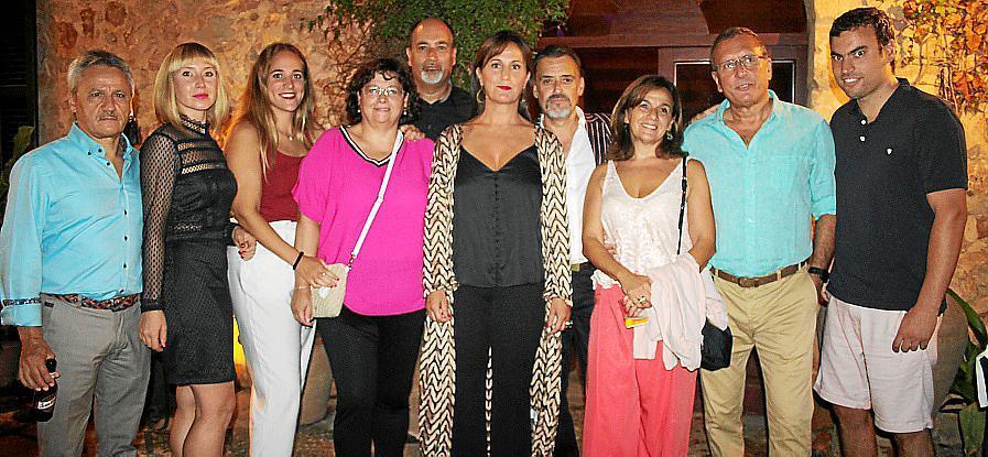 Naty Company y Víctor Enseñat celebran su 50 aniversario