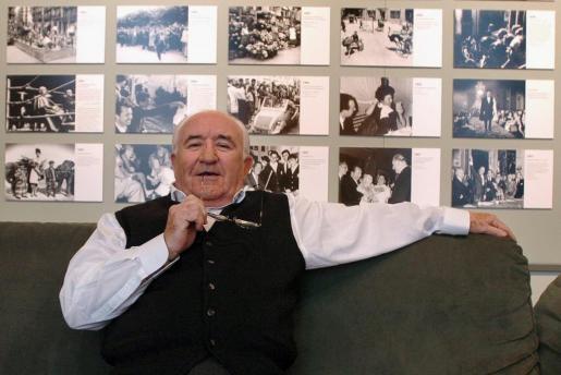 Fotografía de archivo del fotógrafo Kike Pérez de Roza.