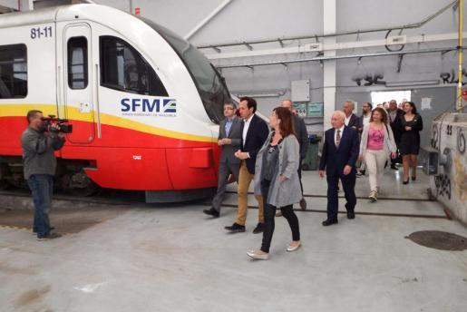 La electrificación del tren ha provocado algunos cambios que no siempre han afectado positivamente a los usuarios.
