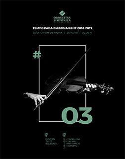 El tercer concierto de temporada de la Orquestra Simfònica de les Illes Balears contará con José Antonio López y la Coral Universitat de les Illes Balears.