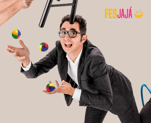 Berto Romero regresa al Festival de Humor tras tres años de ausencia.