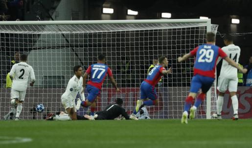 Nikola Vlasic marcó el único gol del encuentro.