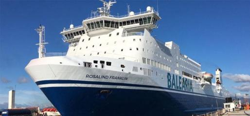 El suceso ha tenido lugar en el barco Rosalind Franklin.