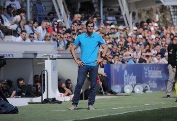 Leo Franco ha sido el primer entrenador destituido en Primera División.