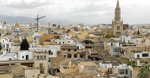 Los ciudadanos de Palma no pagarán más por el recibo de la contribución el próximo año.