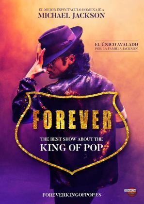 'Forever King of Pop' tributo a Michael Jackson en el Auditórium de Palma