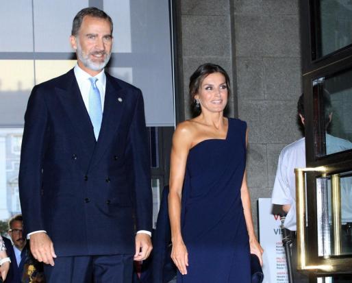 Los Reyes Felipe y Letizia en una imagen de archivo.