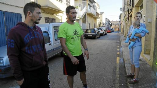 Miguel Ángel Sureda y Cristian Alcaide salvaron a cuatro niños magrebíes de una misma familia sorprendidos por la riada del martes en Sant Llorenç.