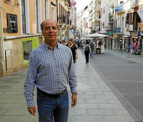 Toni Fuster, presidente de Pimeco.