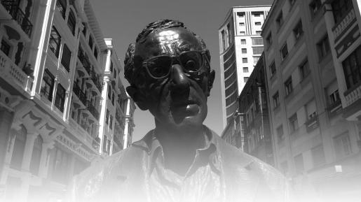 Woody Allen, Vicente Menéndez Santarúa, Oviedo. 2016.