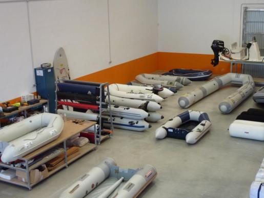 Seasafe Mallorca es especialista en la venta y reparación de lanchas neumáticas.