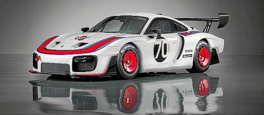 El Porsche 935 tiene un precio de 701.948 euros, sin impuestos.