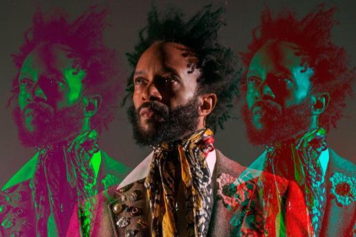 Fantastic Negrito presenta en Fàbrica Ramis su nuevo disco.