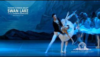 El Russian Classical Ballet presenta 'El Lago de los cisnes' en Trui Teatre
