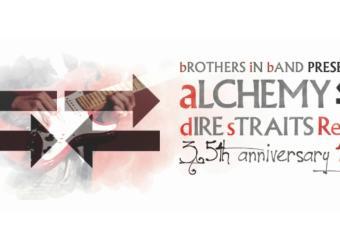 Brothers in Band revive el espíritu de Dire Straits en el Auditórium de Palma