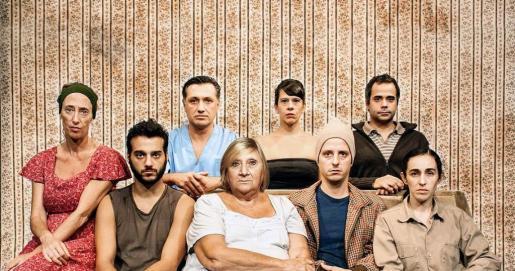 La obra 'La omisión de la familia Coleman' llega al Teatre Principal de Palma.
