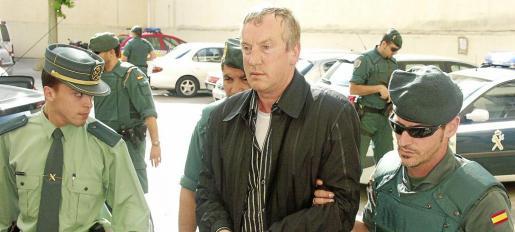 Guenadios Petrov fue detenido en junio de 2008 por la Guardia Civil en su grandiosa mansión de Sol de Mallorca, en Calvià.