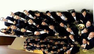 Concierto de la Banda Municipal de Música de Palma en el Conservatori de Música i Dansa