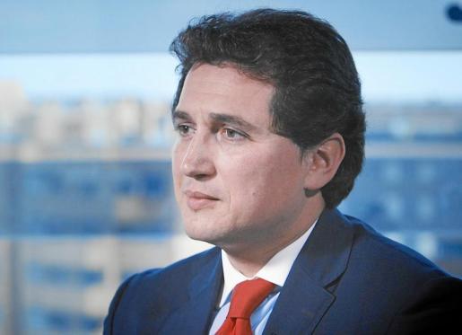 Juan José Riveiro es el director de Empresas e Inversores de Solvia.
