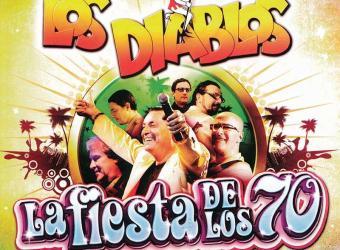 'La fiesta de los 70' de Los Diablos se vive en Trui Teatre