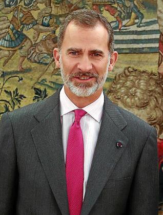Don Felipe recibirá este jueves el Siurell de Plata que Pedro Serra entregó a don Juan Carlos y a doña Sofía en 1994 y 2001, respectivamente.