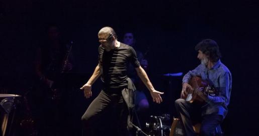 Israel Galván recala con su danza en el Teatre Principal de Palma.