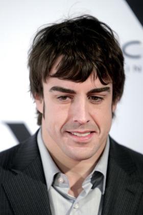 El piloto asturiano Fernando Alonso.