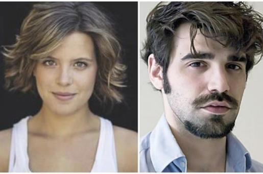 Andrea Ros y David Verdaguer protagonizan 'Un cop l'any'.