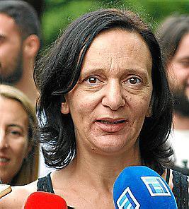 Imagen de Carolina Bescansa, diputada de Podemos.