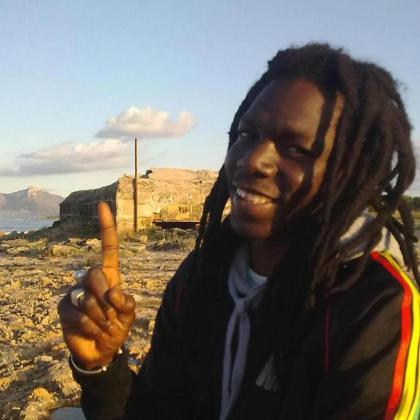 El inmigrante senegalés Alpha Pam falleció en el año 2013 de una tuberculosis.