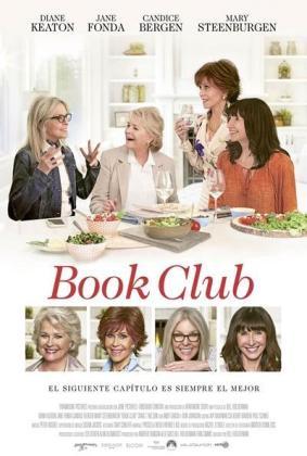 Book Club es una divertida comedia sobre cuatro amigas de toda la vida.