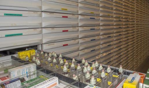Solo los medicamentos homeopáticos que han pedido ser regulados podrán ser comercializados.