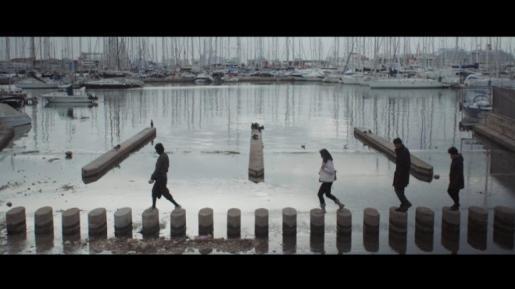Fotograma del cortometraje 'Kyoko', de Joan Bover y Marcos Cabotá.
