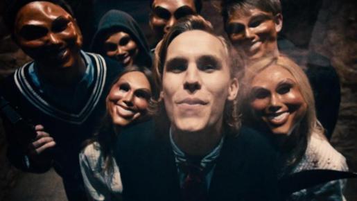 Fotograma de la película 'La Purga'.