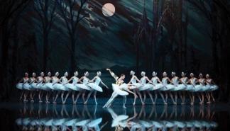El Russian Classical Ballet lleva 'El lago de los cisnes' al Auditori de Manacor