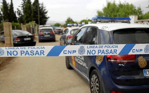 Todas las patrullas disponibles del CNP de Manacor iniciaron la búsqueda del sospechoso.