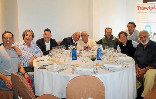 Juan José Cercadillo, Iñaki Olázaro, Juan A. Martínez, Juan Carlos Cebrián, Juan José Hidalgo, Tomy Botas, Jaume Villanueva, Ángel Banús y Franco Ubaldi.