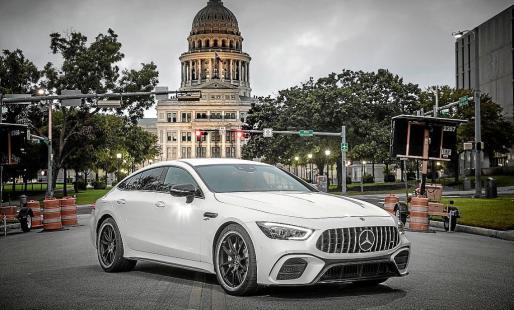 . La exitosa familia de los deportivos de Mercedes - AMG continúa creciendo