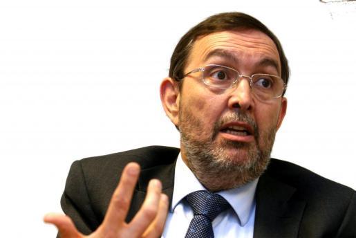 El expresidente Vicenç Grande fue condenado por su mala gestión.