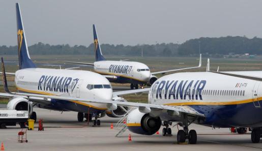 Ryanair realizará las labores de mejora en la página web.