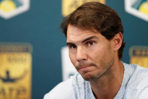 El tenista español Rafael Nadal, en una imagen reciente.