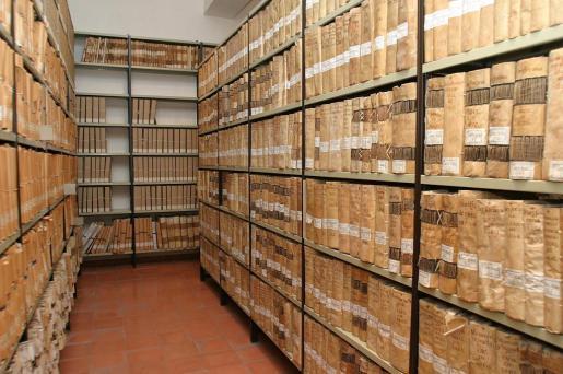 Se quieren dar a conocer los principales documentos conservados en la institución.