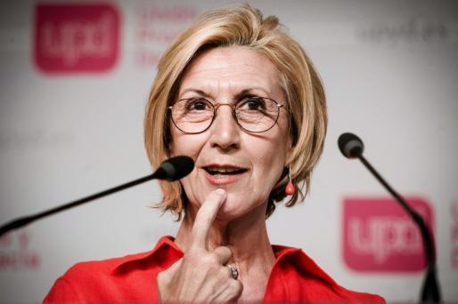 La veterana política realizó un comentario que luego borró. Sin embargo, no se ha librado del debate y de las críticas.