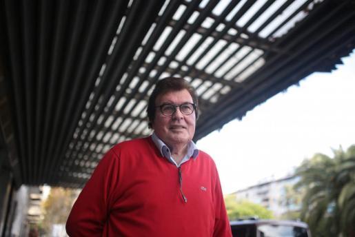 Miquel Bestard, presidente de la FFB, en una reciente imagen.